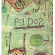 Pe dos, poezii cu prostii pentru copii ( Editura: Vellant, Autor Carmen Tiderle ISBN 978-606-8642-44-4 )