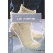 Sosete tricotate ( Editura: Casa, Autor: Haris Marta ISBN 978-660-8527-5 )