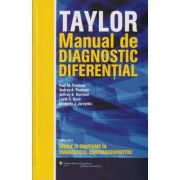 Taylor Manual de diagnostic diferential ( Editura: All, Autor: Paul M. Paulman, Kimberly J Jarzynka ISBN 9786065873049 )