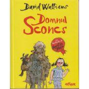 Domnul Sconcs ( Editura: Art, Autor: David Walliams ISBN 978-606-8620-87-9 )