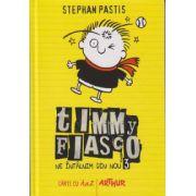 Timmy y fiasco 3, ne intalnim din nou ( Editura: Art, Autor: Stephan Pastis ISBN 978-606-8620-85-5 )