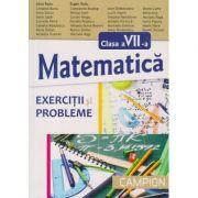 Matematica pentru clasa a VII -a exercitii si probleme ( Editura: Campion, Autor: Dana Radu, Eugen Radu ISBN 978-606-8323-83-1 )