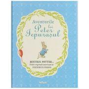 Aventurile lui Peter Iepurasul ( Editura: Arthur, Autor: Beatrix Potter ISBN 978-606-8620-66-4 )
