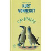 Galapagos ( Editura: Art, Autor: Kurt Vonnegut ISBN 978-606-710-063-1 )