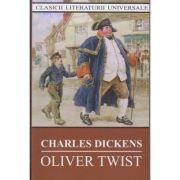 Oliver Twist ( Editura: Cartex, Autor: Charles Dickens ISBN 978-973-104-615-0 )