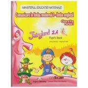 Fairyland 2 ( A+B ) Limba Moderna Engleza clasa a II-a semestrul I + II ( SET ) cu CD ( Editura: Express Publishing, Autor: Jenny Dooley, Virginia Evans ISBN 978-1-4715-3267-2 )