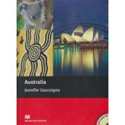 Australia Level 6 upper + CD ( Editura: Macmillan, Autor: Jennifer Gascoine ISBN 978-0-230-47028-6 )