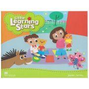Little Learning Stars ( Editura: Macmillan, Autor: Jeanne Perrett ISBN 978-0-230-45585-6 )