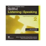 Skillful Listening & Speaking Digital Student s Book Pack 2 with access to the Student s Resource Center ( Editura: Macmillan, Autor: David Bohlke, Robyn Brinks Lockwood ISBN 9780230489431 )
