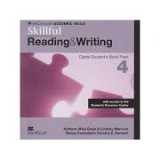 Skillful Reading & Writing Digital Student s Book Pack 4 with access to the Student s Resource Center ( Editura: Macmillan, Autor: Mike Boyle, Lindsay Warwick ISBN 9780230489554 )