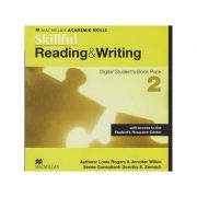 Skillful Reading & Writing Digital Student s Book Pack 2 with access to the Student s Resource Center ( Editura: Macmillan, Autor: Louis Rogers, Jennifer Wilkin ISBN 978-0-230-48944-8 )