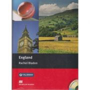 England Level 4 Pre Intermediate +CD ( Editura: Macmillan, Autor: Rachel Bladon ISBN 978-023-0-48474-0 )