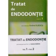 Tratat de Endodontie vol 1 + vol 2 ( Editura: Medicala, Autor: Andrei Iliescu ISBN 978-973-39-0773-2 )