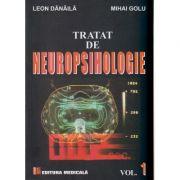 Tratat de Neuropsihologie volumul I ( Editura: Medicala, Autor: Leon Danaila, Mihai Golu ISBN 978-973-39-0790-9 )