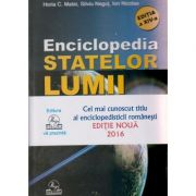 Enciclopedia statelor lumii 2016 ( Editura: Meronia, Autor: Horia C. Matei, Silviu Negut, Ion Nicolae ISBN 978-606-750-011-0 )