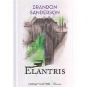 Elantris ( Editura: Paladin, Autor: Brandon Sanderson ISBN 978-606-8673-03-5 )