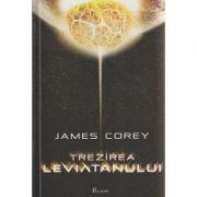 Trezirea leviatanului ( Editura: Paladin, Autor: James Corey ISBN 978-606-8673-02-8 )