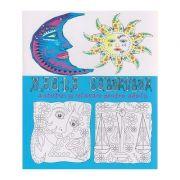 Magia culorilor, Antistres si relaxare pentru adulti ( Editura: Carta Atlas ISBN 978-606-93905-6-6 )