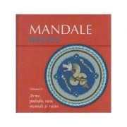 Mandale dacice vol II ( Editura: Curtea Veche ISBN 978-606-588-668-1 )