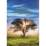 Stiinta vietii Educatie pentru viata Volumul II ( Editura: estfalia, Autor: Ioana Banda Claudia, Prof. Florica Maria Puscas ISBN 978-606-8284-57-6 )