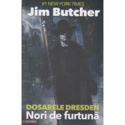 Dosarele Dresden Volumul 1 - Nori de furtuna ( Editura: Final Chapter, Autor: Jim Butcher ISBN 978-606-93343-0-9 )