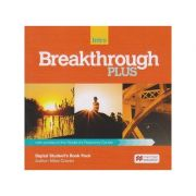 Breakthrough Plus Intro Digital Student s Book Pack with access to the Student s Resource Center ( Editura: Macmillan, Autor: Miles Craven ISBN 9780230494480 )