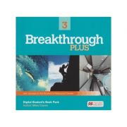 Breakthrough Plus 3 Digital Student s Book Pack with access to the Student s Resource Center ( Editura: Macmillan, Autor: Miles Craven ISBN 978-0-230-49438-1 )
