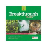 Breakthrough plus 1 Digital Student s Book Pack with access to the Student s Resource Center ( Editura: Macmillan, Autor: Miles Craven ISBN 9780230494282 )