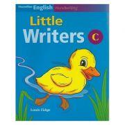 Little Writers C for Handwriting ( Editura: Macmillan, Autor: Louis Fidge ISBN 978-1-4050-6080-6 )