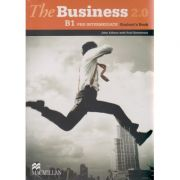 The Business 2. 0 B1 Pre-intermediate Student s Book + E Workbook ( Editura: Macmillan, Autor: John Allison, Paul Emmerson ISBN 978-0-230-43781-4 )