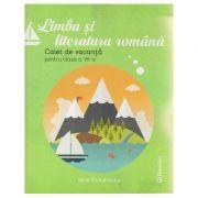 Booklet ( Limba si literatura romana caiet de vacanta pentru clasa a VII-a ( Editura: Booklet, Autor: Mimi Dumitrache ISBN 978-606-590-355-5 )
