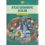 Atlas geografic scolar clasele IX-XII ( Editura: Cartographia ISNM 978-963-262-415-0 )