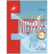 Curs limba engleză Enterprise 3 Caietul elevului Editura: Express Publishing, Autor: Virginia Evans ISBN 1-84216-813-4 )