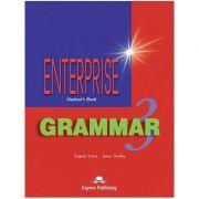 Curs de gramatica limba engleza Enterprise Grammar 3 Manualul elevului ( Editura: Express Publishing, Autor: Virginia Evans, Jenny Dooley ISBN978-1-903128-77-0 )