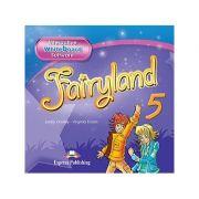 Curs Lb. Engleza Fairyland 5 Software ptr. tabla magnetica interactiva ( Editura: Express Publishing, Autor: Jenny Dooley, Virginia Evans ISBN 978-1-4715-1877-5 )