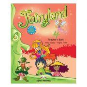 Curs limba engleză Fairyland 4 Manualul profesorului cu postere ( Editura: Express Publishing, Autor: Jenny Dooley, Virginia Evans ISBN 9781848628250 )