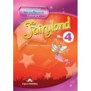 Curs limba engleză Fairyland 4 Soft pentru tabla interactivă ( Editura: Express Publishing, Autor: Jenny Dooley, Virginia Evans ISBN 978-1-84862-039-1 )