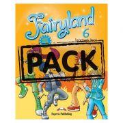 Curs limba engleză Fairyland 6 Manualul profesorului cu postere ( Editura: Express Publishing, Autor: Jenny Dooley, Virginia Evans ISBN 9780857774675 )