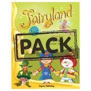 Curs lb. engleza – Fairyland Starter Pachetul Elevului ( Sb + Audio CD ) ( Editura: Express Publishing, Autor: Jenny Dooley, Virginia Evans ISBN 978-1-84862-170-1 )