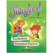 Curs limba engleză Fairyland 3 Caiet exerciții vocabular şi gramatică ( Editura: Express Publishing, Autor: jenny Dooley, Virginia Evans ISBN 9781846793677 )