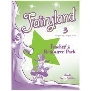 Curs limba engleză Fairyland 3 Material adițional pentru profesor ( Editura: Express Publishing, Autor: Jenny Dooley, Virginia Evans ISBN 9781846792878 )