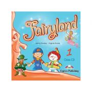 Curs limba engleză Fairyland 1 Audio CD ( Editura: Express Publishing Autor: Jenny Dooley, Virginia Evans ISBN 978-1-84679-548-0 )