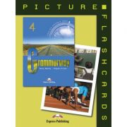 Curs de gramatică limba engleză Grammarway 4 Picture flashcards ( Editura: Express Publishing, Autor: Jenny Dooley, Virginia Evans ISBN 978-1-903128-99-2 )