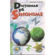Dictionar de Sinonime ( Editura: Lizuka Educativ, Autor: Alexandru Emil M. ISBN 978-606-93304-7-0 )