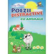 Poezii distractive cu animale ( Editura: Lizuka Educativ, Autor: Luiza Chiazna ISBN 978-606-93438-1-4 )