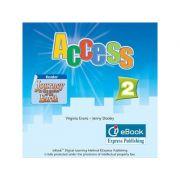 Curs limba engleză Access 2 Iebook ( Editura: Express Publishing, Autor: Virginia Evans, Jenny Dooley ISBN 9780857776556 )