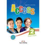 Curs limba engleză Access 2 Manualul elevului ( Editura: Express Publishing, Autor: Virginia Evans, Jenny Dooley ISBN 978-1-84679-781-1 )