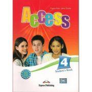 Curs limba engleza Access 4 Manualul elevului ( Editura: Express Publishing, Autor: Virginia Evans, Jenny Dooley ISBN 978-1-84862-030-8 )