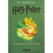 Harry Potter si camera secretelor ( Editura: Arthur, Autor: J. K. Rowling ISBN 978-606-788-004-5 )