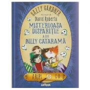 Aripi & Co. vol 3: Misterioasa disparitie a lui Billy Catarama ( Editura: Arthur, Autor: Sally Gardner ISBN 978-606-8620-93-0 )